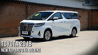 2018 Toyota Alphard 3.5L Deluxe Review | Best Family Car