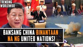 CHINA LABAN SA BUONG MUNDO | CHINA BINANTAAN NG MGA BANSA