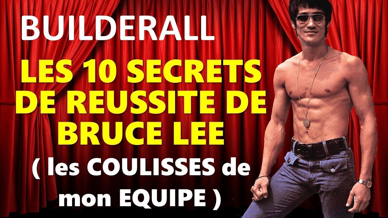 10 Meilleurs Conseils de Bruce Lee pour réussir | Motivation Builderall France