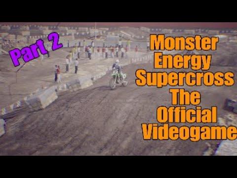 Monster Energy Supercross - The Official Videogame 3 - Legends DLC *Part 2* |