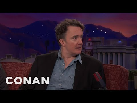 Dylan Moran Is Taking A Holiday From Booze   CONAN on TBS