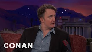 Dylan Moran Is Taking A Holiday From Booze  - CONAN on TBS