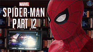 Spider-Man PS4 Walkthrough Part 12 - TASKMASTER!