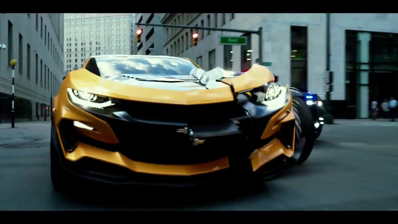 Transformers The Last Knight - International Trailer II
