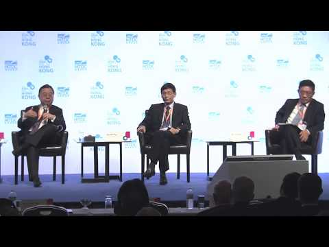 Think Asia, Think Hong Kong (NY) - Full Symposium Part 1