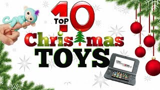 Top 10 Christmas Toys For Christmas 2017 | Christmas Toys For Kids