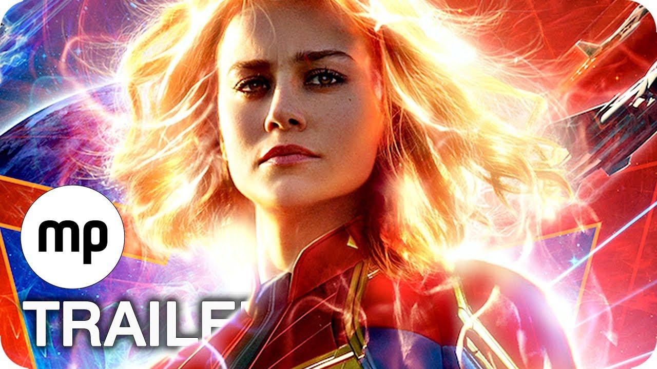 Captain Marvel Stream German