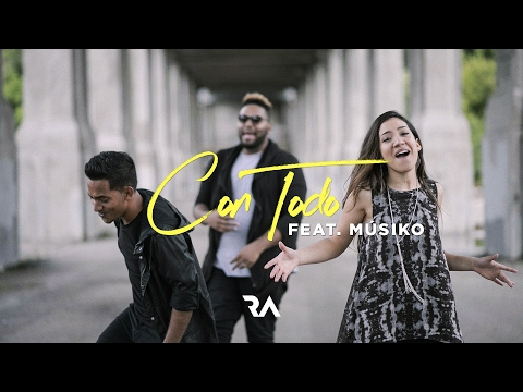 Con Todo - Ronnie y Amy ft. Musiko (Video Oficial)