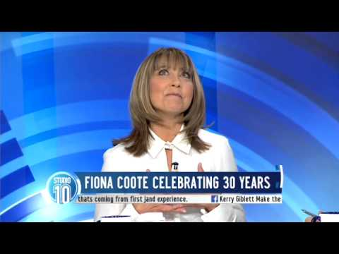 Fiona Coote Fiona Coote Interview YouTube