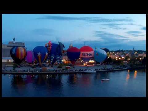 Manitowoc Balloon Glow Festival