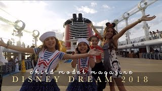 Child Model Magazine - DISNEY DREAM 2018