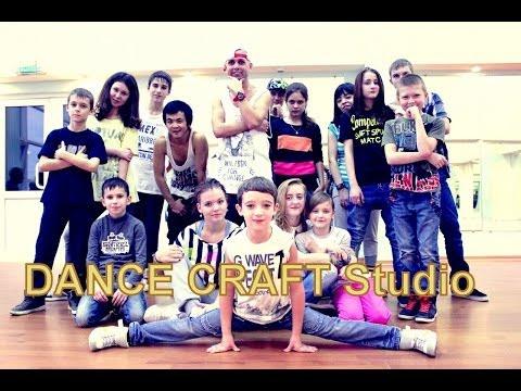 DANCE CRAFT Studio - Джем Freestyle Октябрь