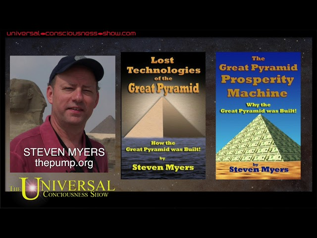 Steven Myers - Lost Technologies Of The Great Pyramid - 03 18 2019