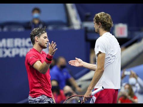 Alexander Zverev Vs Dominic Thiem Extended Highlights | US Open 2020 Final