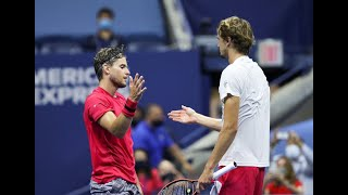 Alexander Zverev vs Dominic Thiem Extended Highlights | US Open 2020 Final