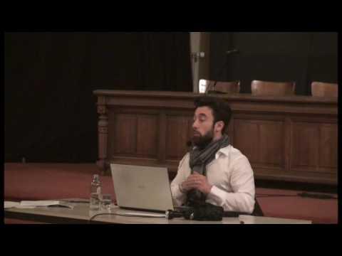 """Conférence """"De l'interdiction de l'homosexualité dans la Rome Antique"""" par David Fürdös"""