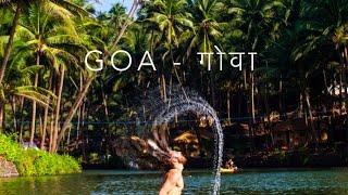 Kleines Paradies in Goa - endlich wieder 10.000Rs abheben?! I Indien Vlog#21