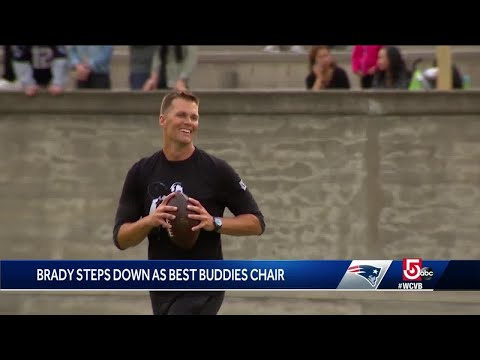 Ashlee - Tom Brady Steps Down From Honorary Co-Chair of Local Best Buddies Charity