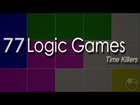 77 Logic Games - Time Killers - FREE Brain Teasers Puzzle Pack !