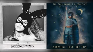 Ariana Grande & The Chainsmokers - Into You / Something Just Like This ft. Coldplay