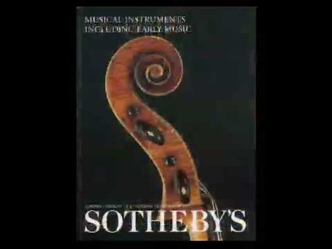 CBH Sotheby's Musical Instrument Auction Catalogs