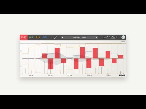 Haaze 2 – Pro Stereo Tool