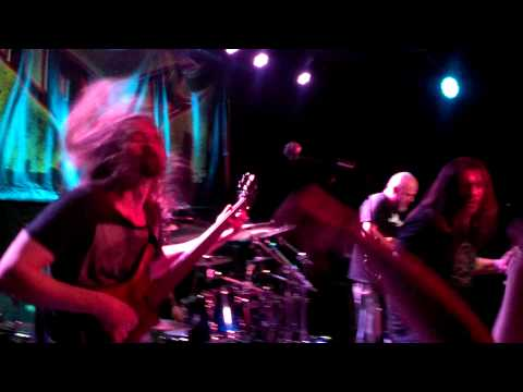 Toxik Live at Saint Vitus Bar 2014  Heart Attack-Greed- NEW SONG
