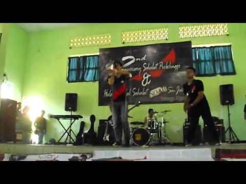 jempaners Mengubah Hidupmu yamaha cover) live MAN 2 Probolinggo