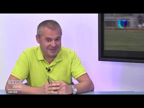 TeleU: Viorel Jurcuț la Tribuna polisportivă