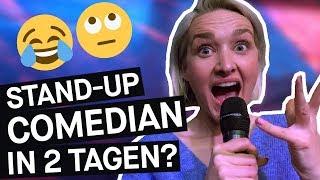 Selbstversuch: In zwei Tagen zum Stand-up-Comedian – kann Ari das schaffen? || PULS Reportage