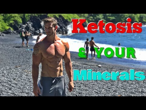 Ketosis: Low-Carb High-Fat Diet Effects On Magnesium