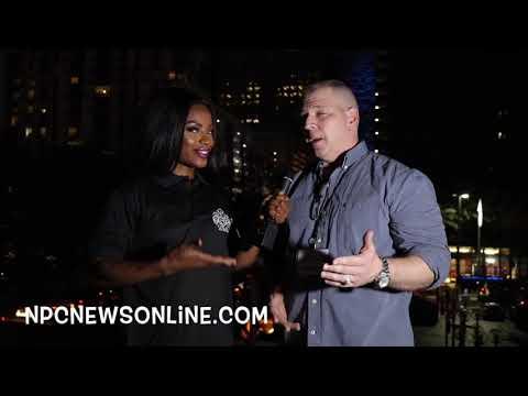 NPC NEWS ONLINE CONTEST UPDATE: 2018 IFBB WORLD KLASH BIKINI PRO
