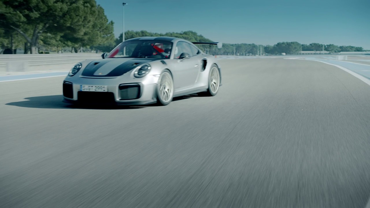 2018 Porsche 911 GT2 RS is the most powerful road-legal 911 ever built