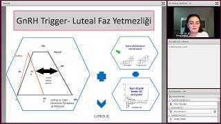 TSRM Webinar: Yardımcı Üreme Tekniklerinde Luteal Destek Prof Dr Nuray Bozkurt