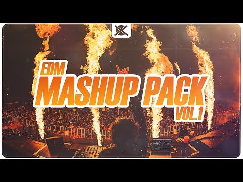 EXTSY's Free EDM Mashup Pack Vol. 1 🎁 | [FREE DOWNLOAD]