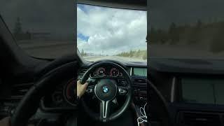 ArabaSnap  BMW F10 Uzun Yol Hız Snap