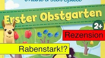 Erster Obstgarten (Kinderspiel) / Anleitung & Rezension / SpieLama