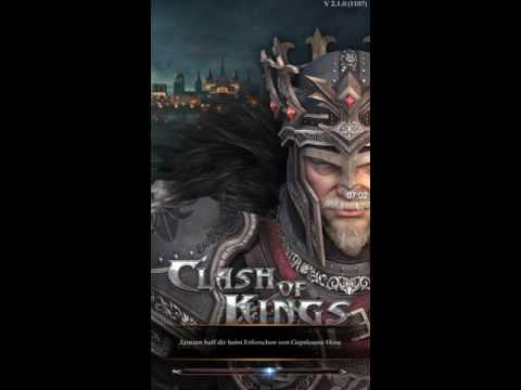 Clash of Kings - resources made easy 40 million! In Kingdom 1035