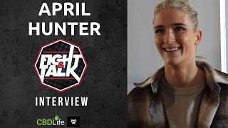 APRIL HUNTER TALKS PRO DEBUT, NORTH EAST BOXING TALENT, GROWTH OF WOMENS BOXING, PG CPR & MORE