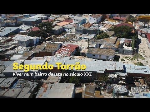 Segundo Torrão, o maior bairro de lata de Almada: há 40 anos sem água, luz ou casa nova à vista