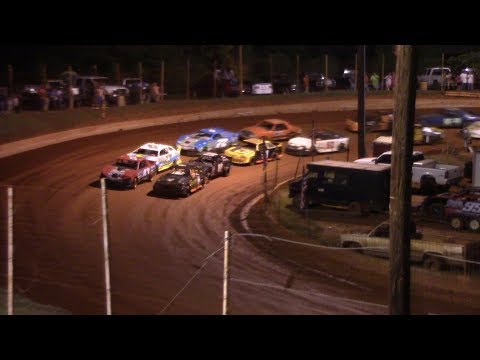 Winder Barrow Speedway Stock 4 Cylinders B's Feature Race 9/7/19