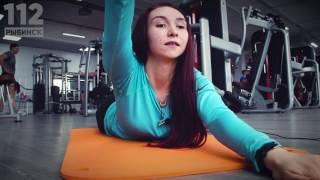 Уроки фитнеса в домашних условиях  9 ролик