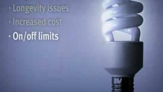 Govt Bans Popular Light Bulbs in Favor of Fluorescent Bulbs w/ Ugly, Harsh Lighting (Reason TV)