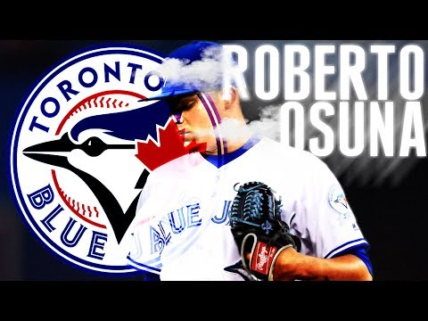 Roberto Osuna | Blue Jays Highlights ᴴᴰ