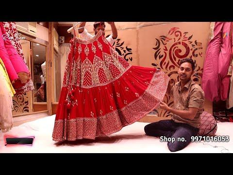 Designer Lehenga Collection Only Replica Chandni Chowk Delhi