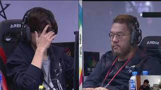 WEGL 第二日 决赛 永康 VS屌昊 大师解说2