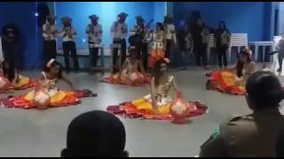 SIRIRI - Dança tipica do Centro - Oeste .  parte 1