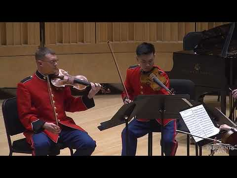 """WOLF Italian Serenade - """"The President's Own"""" United States Marine Band"""
