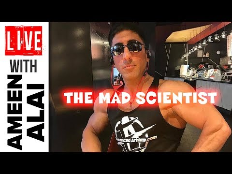"Ameen Alai Interview: The ""Mad Scientist"" on Craig Titus, King Kamali, Don Long, etc!"