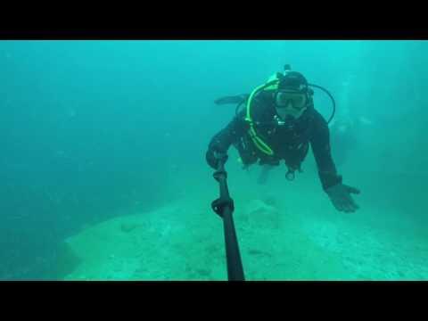 Plongée Sous Marine Carriere Morrisson / Scuba diving in Morrisson Quarry Quebec Ontario PADI